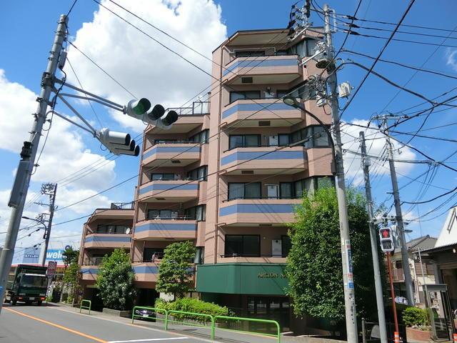 アルシオン中村橋 2階 83.79㎡ (中村橋駅)
