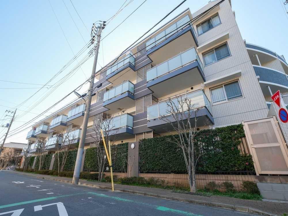 レクセルグランデ石神井公園 4階 78.14㎡ (石神井公園駅)