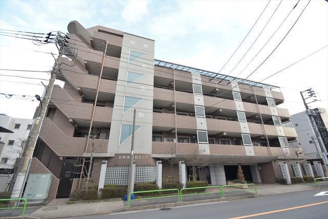 グランエスト氷川台 5階 67.23㎡ (氷川台駅)