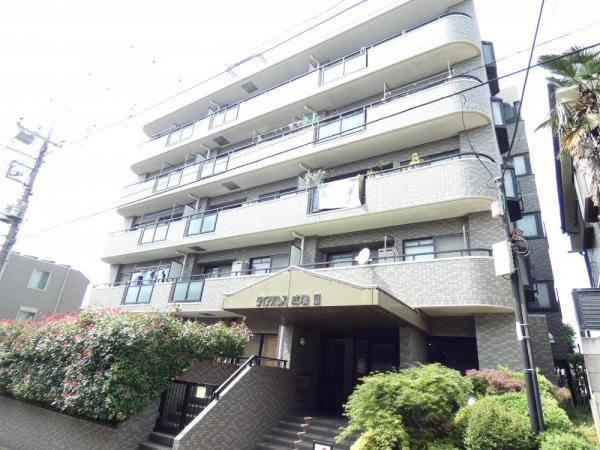 ダイアパレス成増III 2階 62.74㎡ (地下鉄成増駅)