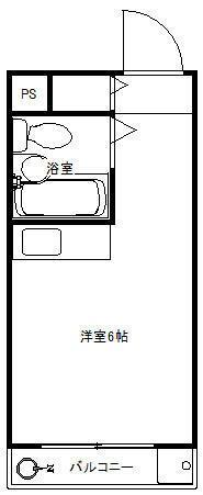 アーバンメゾン上石神井 2階 15.22㎡ (上石神井駅)