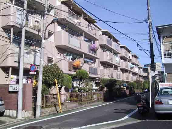 三田中村橋コーポ 2階 49.69㎡ (中村橋駅)