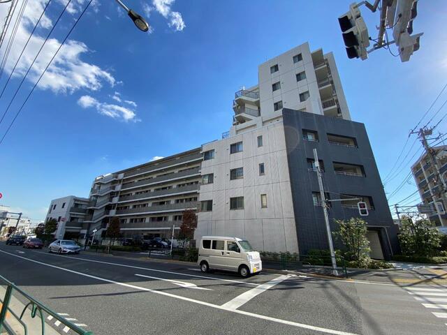 グランスイート上石神井 3階 69.12㎡ (上井草駅)