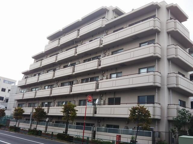 オリンピックマンション中村橋 2階 45.70㎡ (中村橋駅)