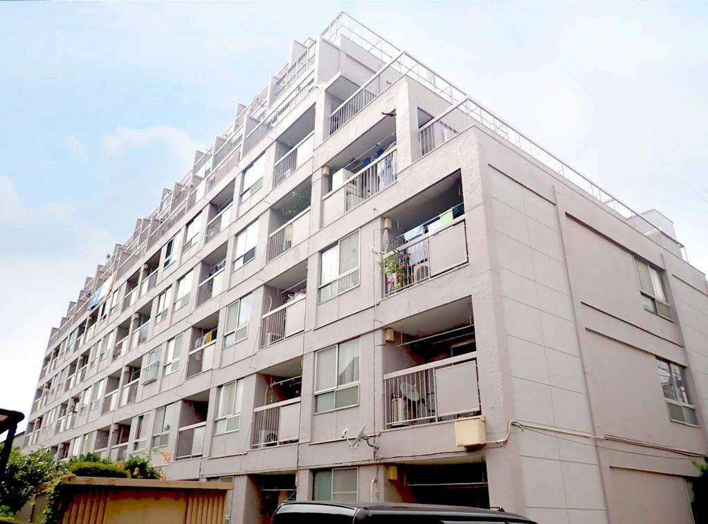豊玉第二コーポラス 3階 39.96㎡ (練馬駅)