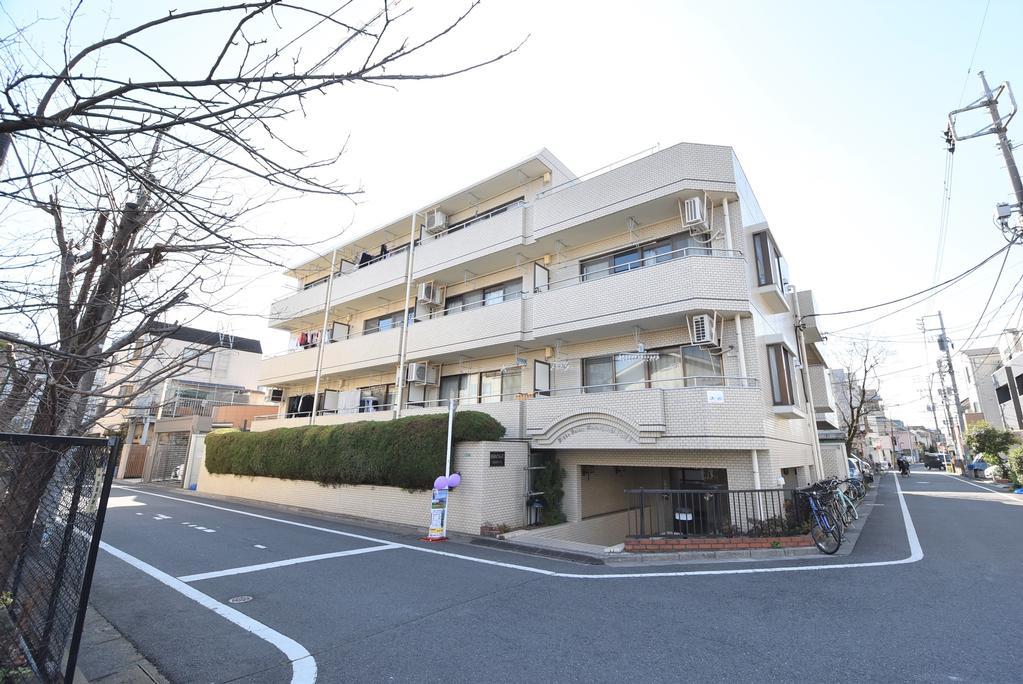 日興パレス武蔵関 PARTⅡ 3階 40.37㎡ (武蔵関駅)