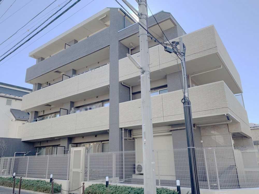 サンアリーナ石神井公園 4階 50.52㎡ (石神井公園駅)
