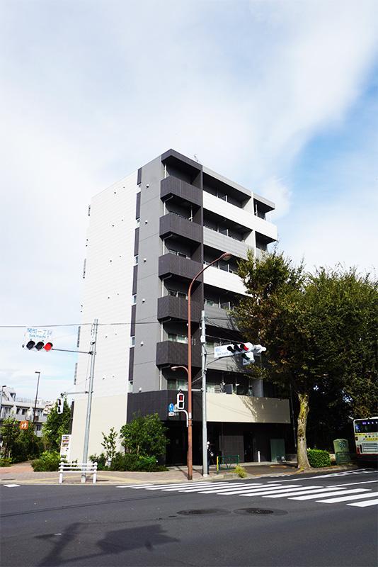 ルミード上石神井 5階 25.95㎡ (上石神井駅)