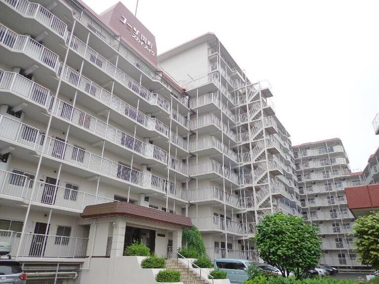 コーヅ関町スカイハイツ2号棟 1階 72.00㎡ (武蔵関駅)