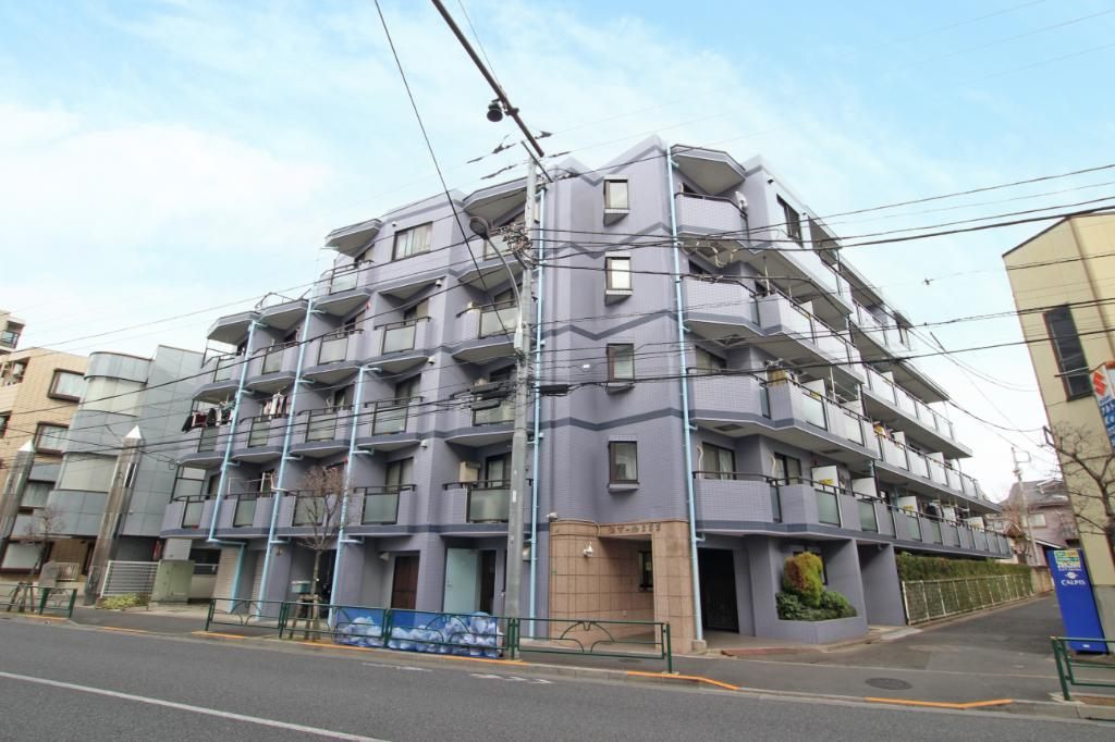 セザール上井草 2階 61.26㎡ (上井草駅)