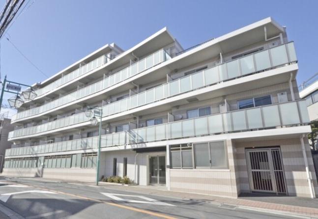 クレヴィスタ練馬桜台 1階 25.64㎡ (桜台駅)