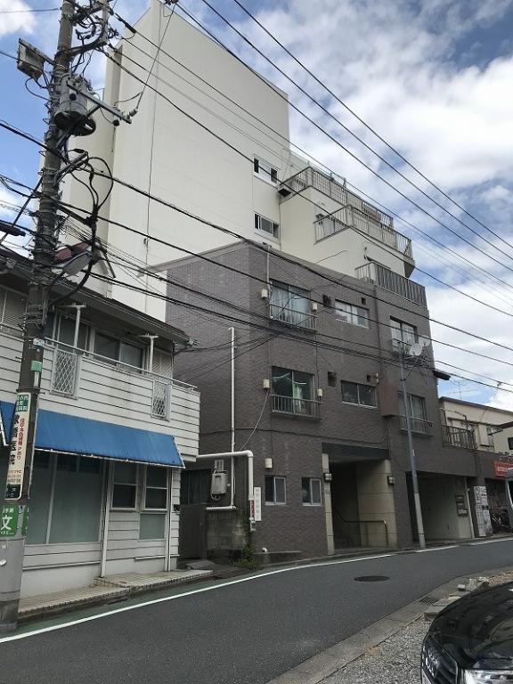 富士見台ハイツ 6階 59.59㎡ (富士見台駅)