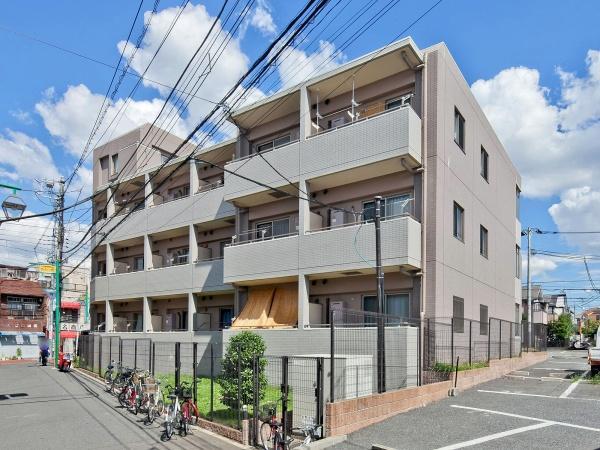 グランフォース富士見台 2階 40.25㎡ (富士見台駅)