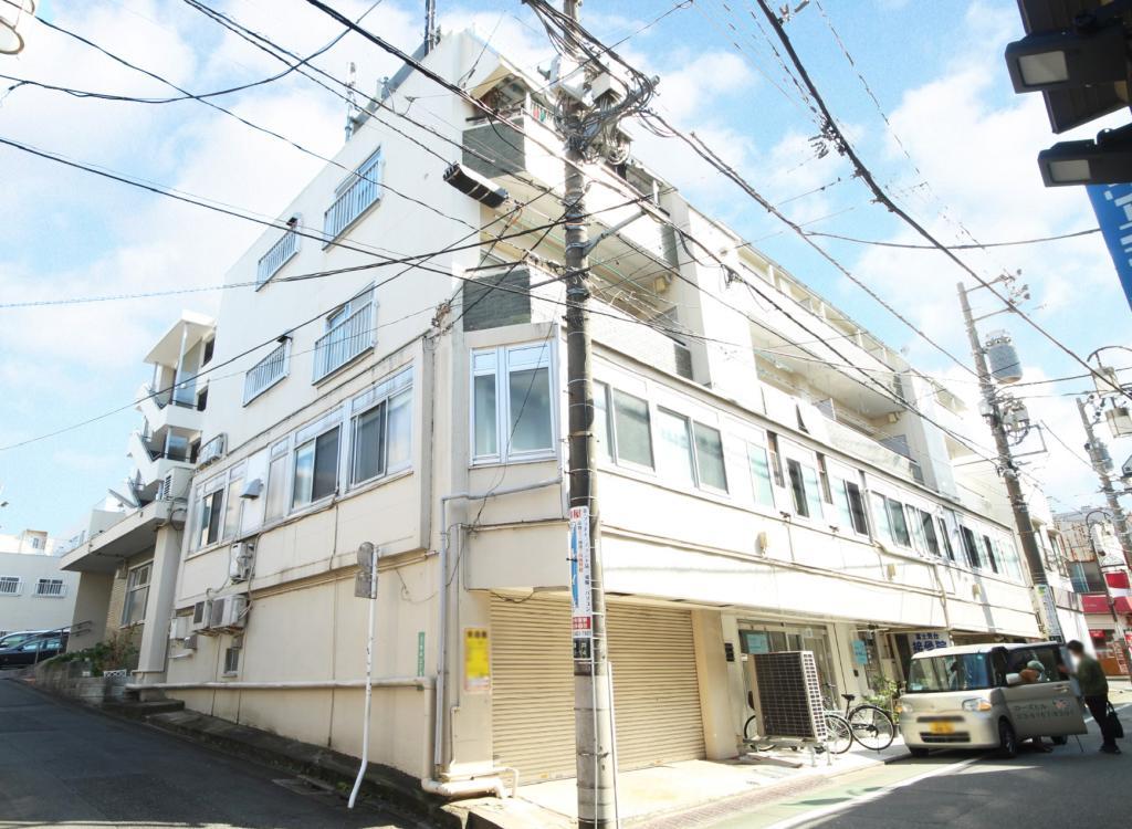 富士見台マンション 3階 40.65㎡ (富士見台駅)