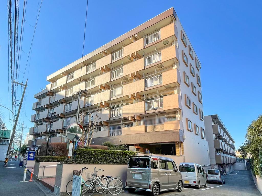石神井公園ヒミコマンション 1階 59.12㎡ (石神井公園駅)