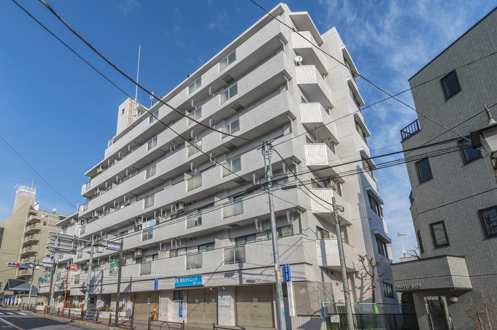 ニューハイツ豊島園 4階 48.60㎡ (豊島園駅)