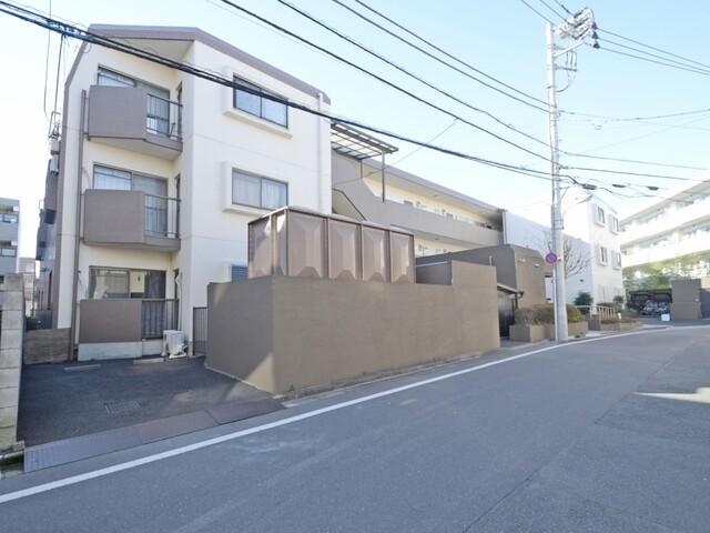 キャニオンビュー氷川台 2階 50.96㎡ (氷川台駅)