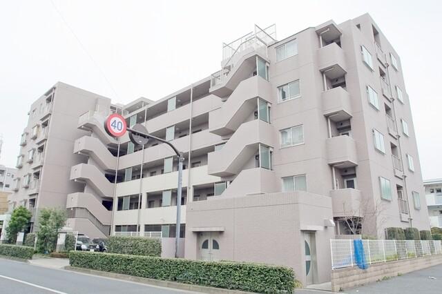 藤和シティホームズ石神井台 3階 66.43㎡ (武蔵関駅)