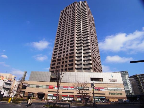 石神井公園ピアレス 27階 79.83㎡ (石神井公園駅)