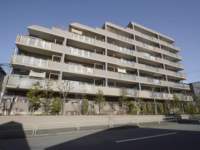ザ・ステイツ平和台 6階 78.08㎡ (平和台駅)
