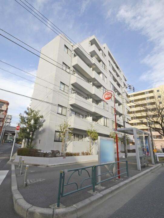 中村橋シティハウス 6階 53.52㎡ (中村橋駅)