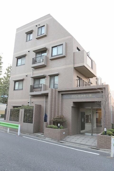 アプレ石神井公園 4階 46.48㎡ (石神井公園駅)