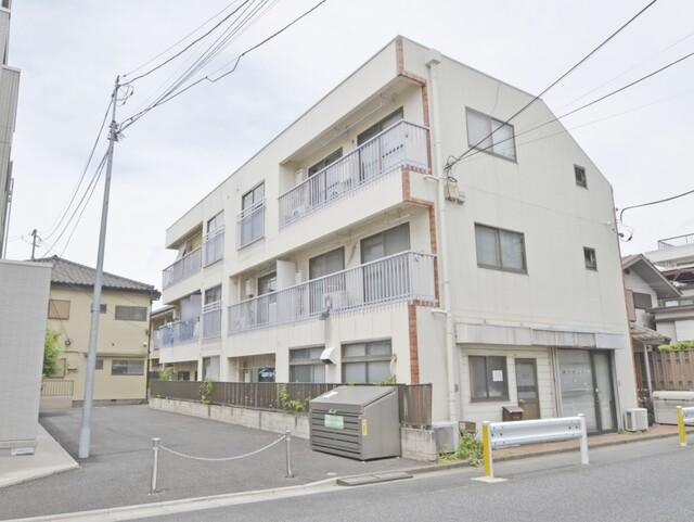 石神井ゴールデンハイツ 1階 40.45㎡ (石神井公園駅)