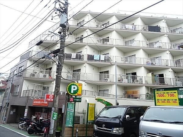 富士見台ハイツ 6階 33.56㎡ (富士見台駅)