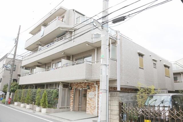 パレグラシュ氷川台 3階 77.85㎡ (氷川台駅)