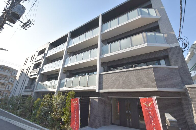 ザ・グローベル石神井公園 2階 54.01㎡ (石神井公園駅)