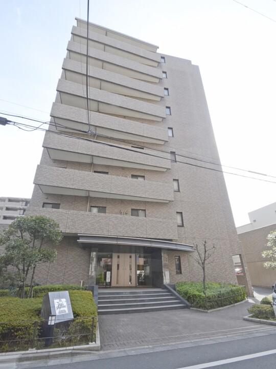 ザ・ウインベル練馬武蔵関 8階 84.28㎡ (武蔵関駅)