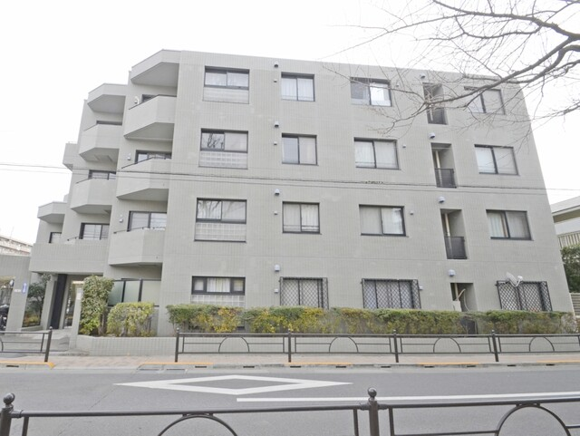 都立家政ガーデンハウス 3階 65.67㎡ (中村橋駅)