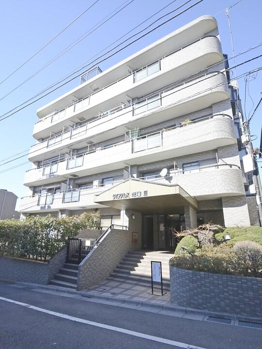 ダイアパレス成増Ⅲ 4階 62.74㎡ (地下鉄成増駅)