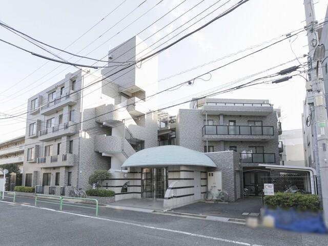 キャニオングランデ鷺ノ宮セカンドステージ 1階 60.30㎡ (都立家政駅)