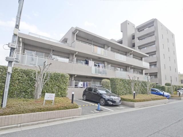 大泉学園ガーデンハウス 5階 65.53㎡ (大泉学園駅)