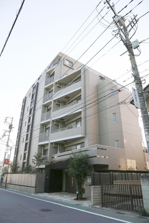 パークロッジ上石神井 3階 48.75㎡ (上石神井駅)