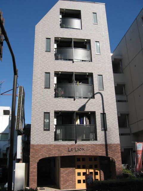 ル・リオン練馬ノースシティ 3階 21.56㎡ (上板橋駅)