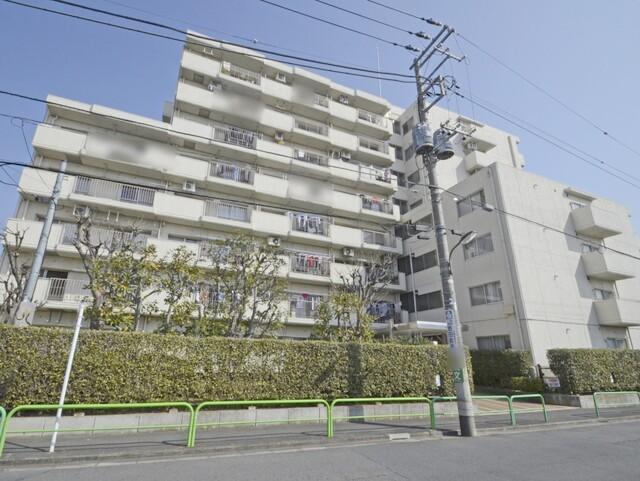 石神井公園パークハイツ 8階 70.59㎡ (練馬高野台駅)