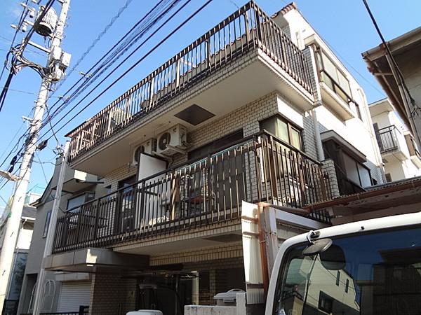 江古田ホワイトハウス 5階 17.08㎡ (江古田駅)
