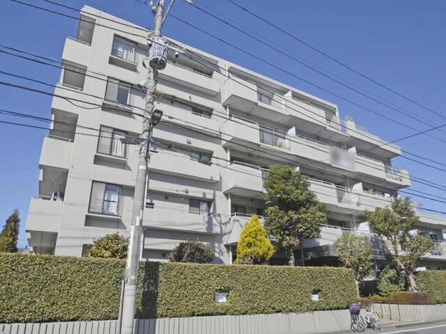 石神井公園パークファミリア 3階 69.26㎡ (練馬高野台駅)