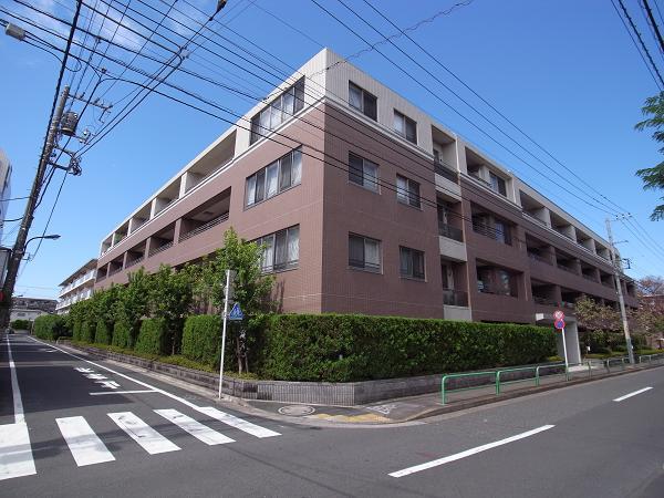 ガーデン鷺ノ宮 4階 80.17㎡ (都立家政駅)