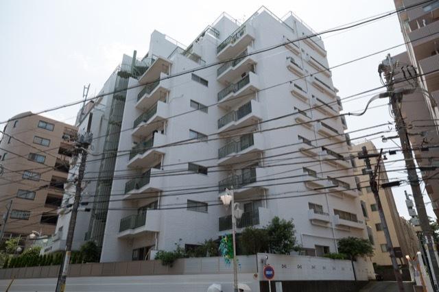 豊島園ハイツ 8階 90.70㎡ (豊島園駅)
