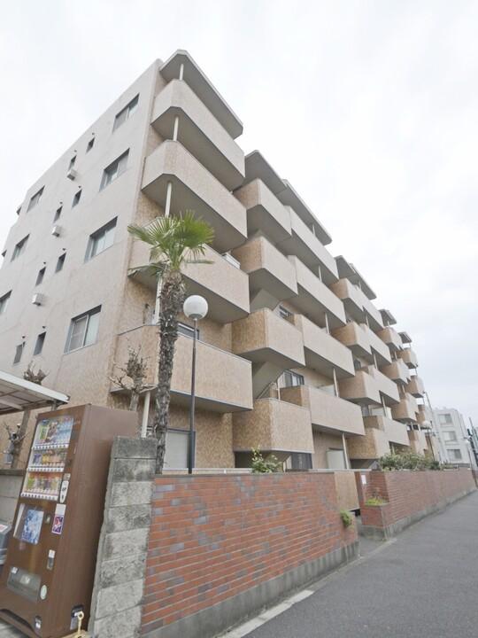 井荻ローヤルコーポ 4階 50.82㎡ (井荻駅)