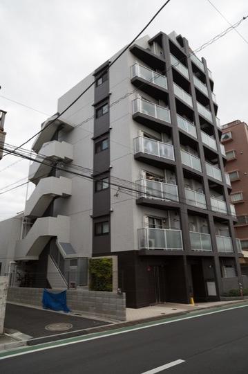 ジェノヴィア石神井台グリーンヴェール 6階 25.33㎡ (武蔵関駅)