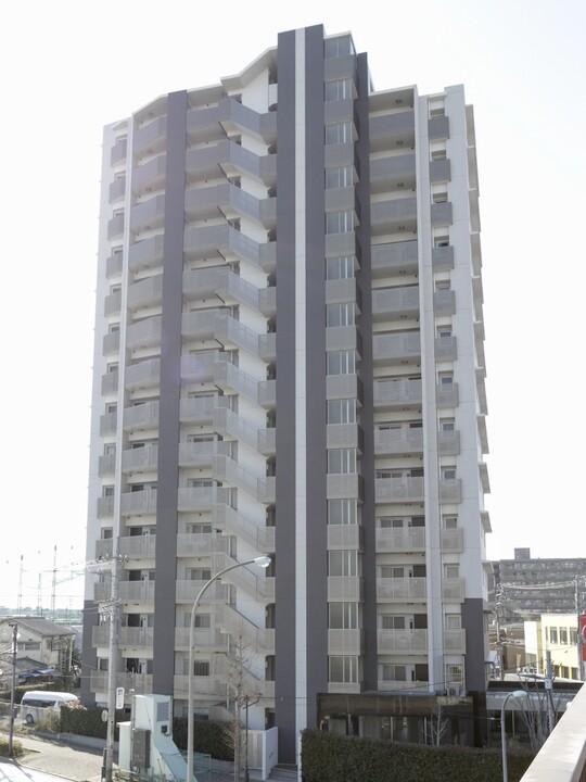 レーベンリヴァーレタワーザ・テラス 15階 65.38㎡ (練馬高野台駅)
