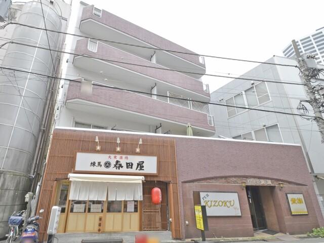 葵ビル 3階 38.07㎡ (練馬駅)