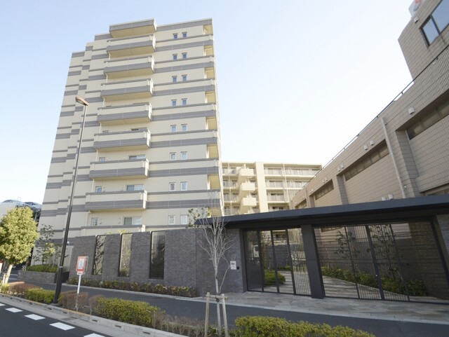 ライオンズ練馬平和台マスタープレイス 4階 72.04㎡ (東武練馬駅)