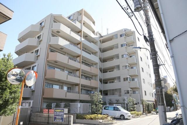 ルフィネス練馬早宮ザ・レジデンス 2階 71.86㎡ (豊島園駅)