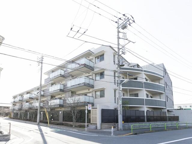 レクセルグランデ石神井公園 2階 81.61㎡ (石神井公園駅)