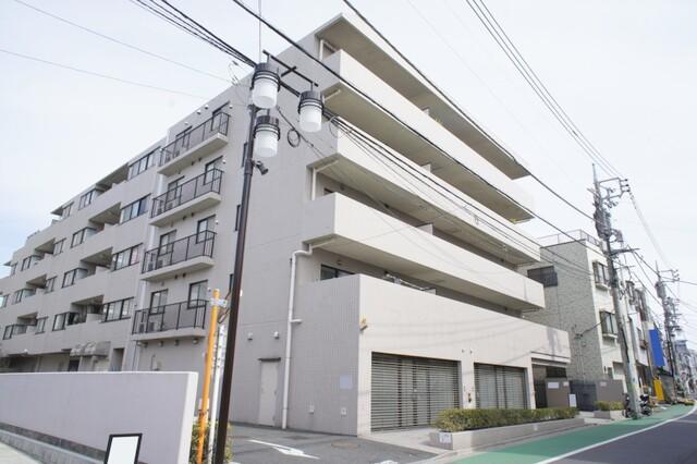 練馬北町シティハウス 2階 53.36㎡ (東武練馬駅)